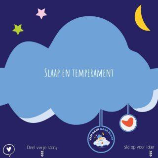 ⭐ Slaap en temperament ⭐  Aan de ouders die ik mag begeleiden, vraag ik altijd om het karakter van hun kindje te omschrijven.  Dit zijn omschrijvingen die ik heel vaak zie terug komen: actief, altijd bezig met wat er rondom hen gebeurt, er zit pit in, weet heel goed wat hij/zij wil (en niet wil), onderzoekend, alert, altijd vrolijk, vol energie, aanwezig, altijd in beweging, …   Temperament heeft volgens mij zeker een invloed op de slaap.   Het lijkt alsof de meer temperamentvolle kindjes het net iets moeilijker hebben om de vaardigheid van zelfstandig leren inslapen onder de knie te krijgen. Maar, dat wil niet zeggen dat ze het niet kunnen leren. Het vraagt enkel wat meer tijd, oefening en ze hebben wat meer ondersteuning van hun ouders nodig om hen hierbij te helpen.   Hoe zou jij het temperament van jouw kindje omschrijven?   #slaap #slaapcoach #kinderslaapcoach #temperament #karakter #teamnosleep #gentlesleepcoach #ouderschap #ontwikkeling #opvoeding